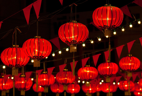 Chinese Festival Lanterns